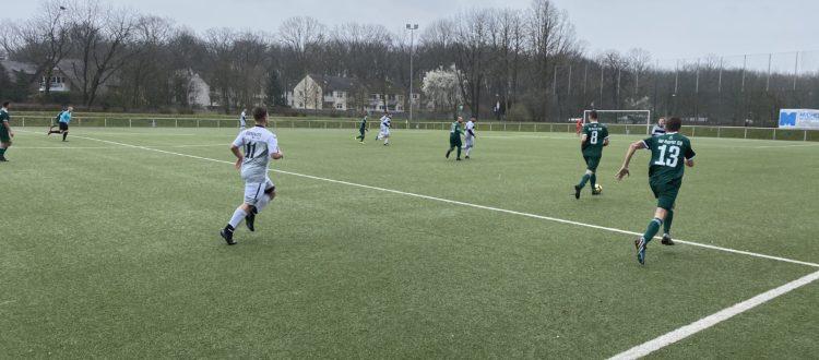2 Mannschaft gegen Horst 08 2020